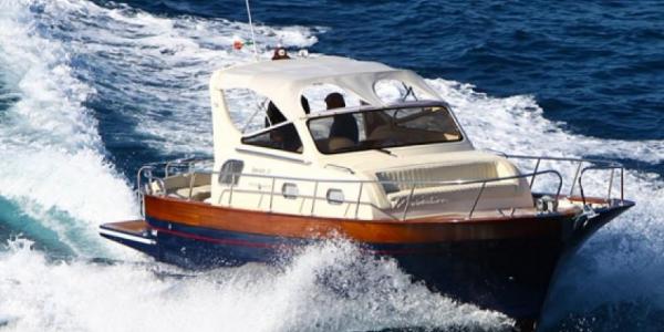 Gozzo Sorrentino 820 Cabin